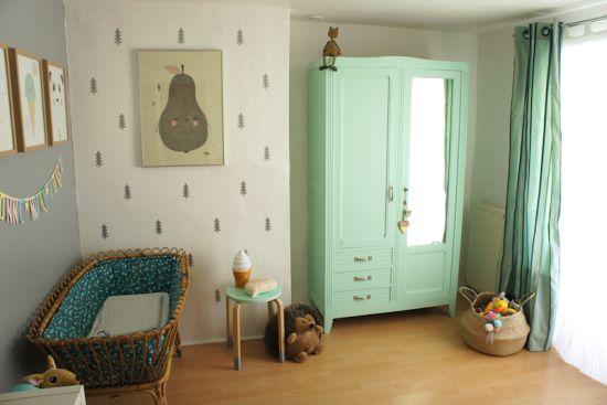 Idee Deco Chambre Bebe Voiture :  1000 idées à propos de Déco & Chambre bébé  enfant sur Pinterest