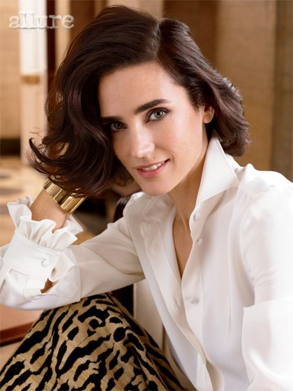 Jennifer Connelly: Her Allure Photo Shoot: Cover Shoot: allure.com