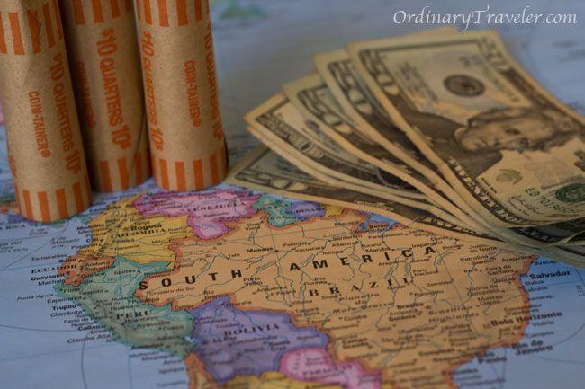 Checklist for overseas travel