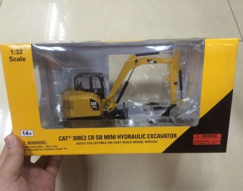 69.90$  Watch more here - http://aiixj.worlditems.win/all/product.php?id=32669611522 - CAT CATERPILLAR 308E2 CR SB MINI HYDRAULIC EXCAVATOR W/ TOOLS 1/32 NORSCOT 55239