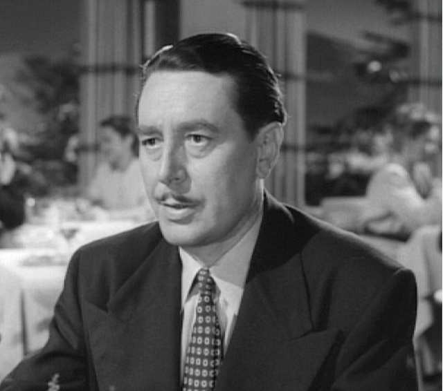 Reginald Gardiner-One of the funniest actors to ever act in movies.  Just thinking of him makes me laugh.  just watch him in The Man who came to dinner!