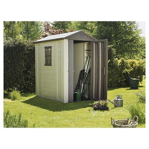 Tesco direct: Keter Apex Shed