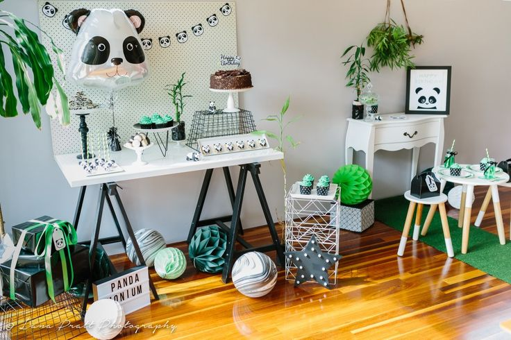 25  best ideas about panda themed party on pinterest