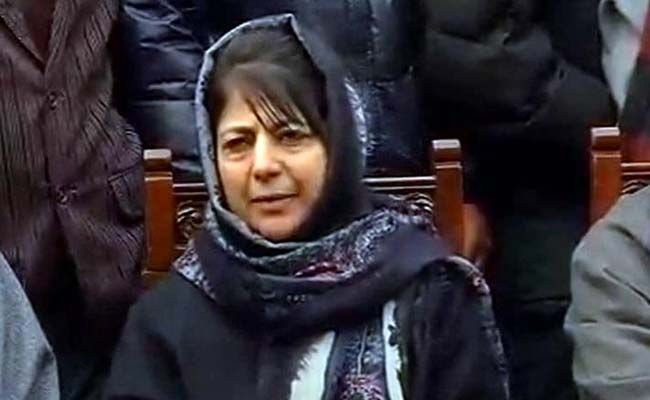 """Union minister Nitin Gadkari and Congress president Sonia Gandhi are scheduled to visit Srinagar on Sunday to offer condolences to the family of late chief minister of Jammu and Kashmir Mufti Muhammad Sayeed. The Bharatiya Janata Party (BJP) said that Gadkari will call on Mehbooba Mufti at the late chief minister's 'Fairview' residence on the Gupkar Road on Sunday. """"Gadkariji...  Read More"""