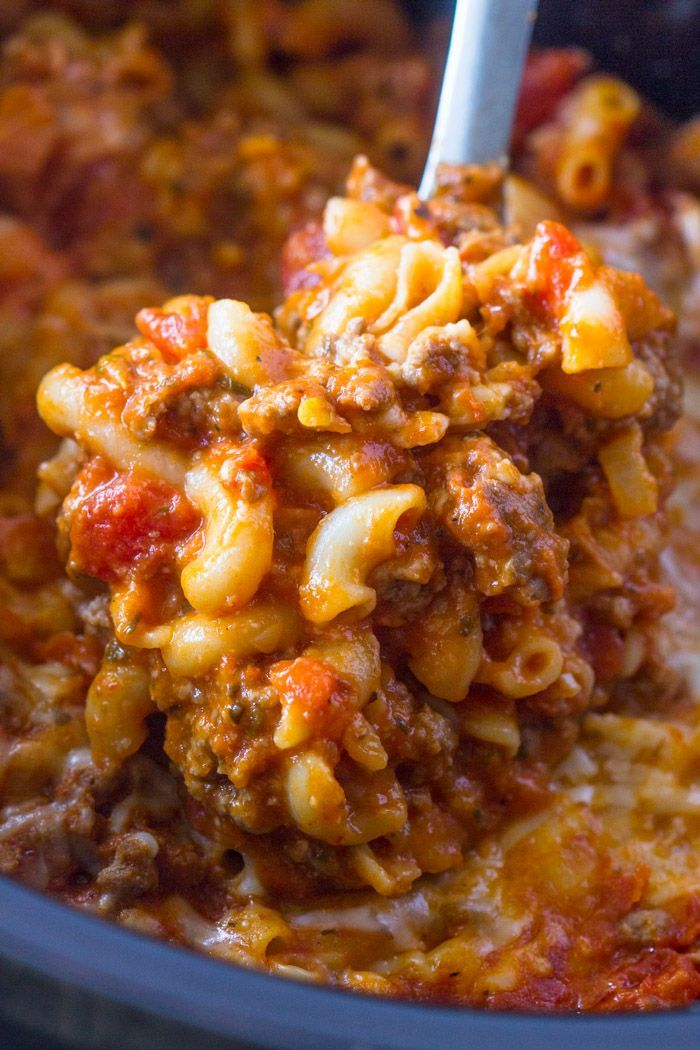 Combine the culinary versatility of ground beef with the simplicity of cooking with a slow cooker, and you have a recipe for a delicious, easy-to-make meal. The benefit of preparing ground beef-based meals with a slow cooker is that you can add all of your ingredients to the pot in the morning and.