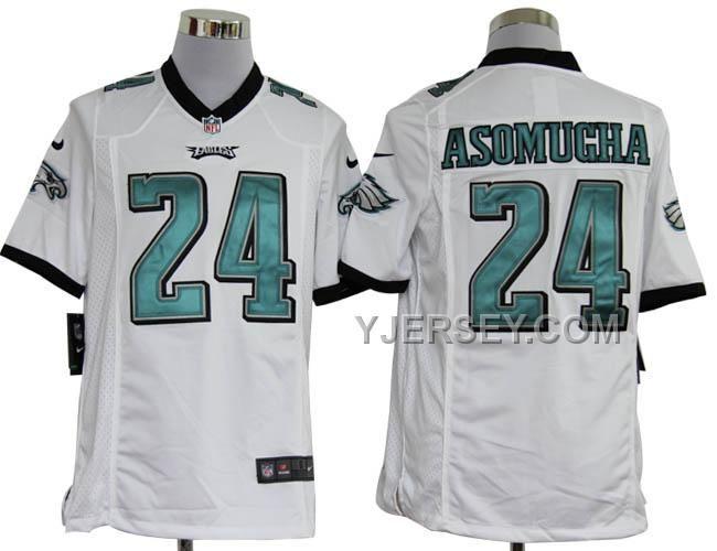 http://www.yjersey.com/cheap-nike-eagles-24-asomugha-white-game-jerseys.html CHEAP NIKE EAGLES 24 ASOMUGHA WHITE GAME JERSEYS Only 36.00€ , Free Shipping!