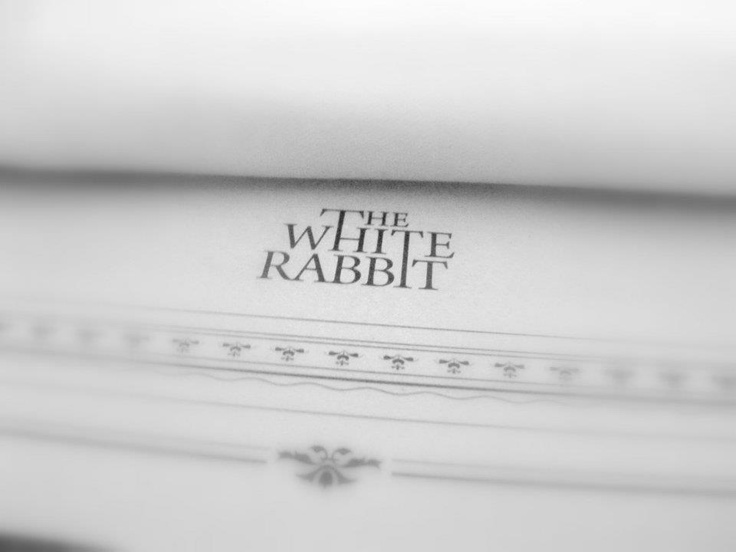 The White Rabbit @ Dempsey Hill, Singapore <3