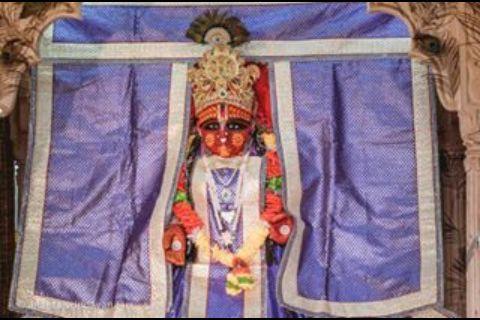 Vrinda Devi in kamyavan