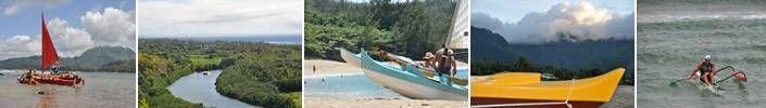 Kauai Canoe Clubs