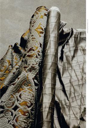 Rubelli - A Family Of Style  Venetian fabrics