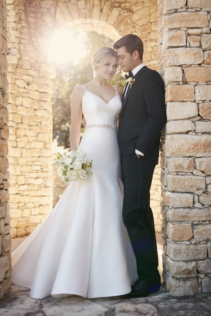 Lovely  sp Influenced by the fashion houses of Europe this statement making fit Bridal GownsWedding