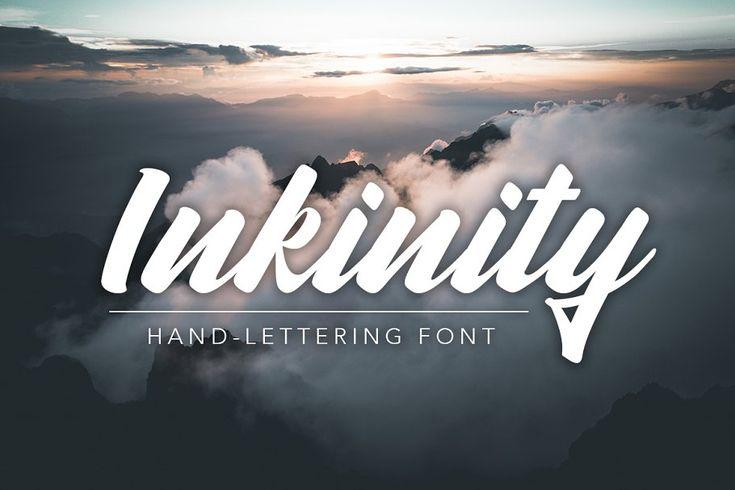 Typographer's Dream Box + 200 Logos ~ Script Fonts ~ Creative Market – Kerrie Legend