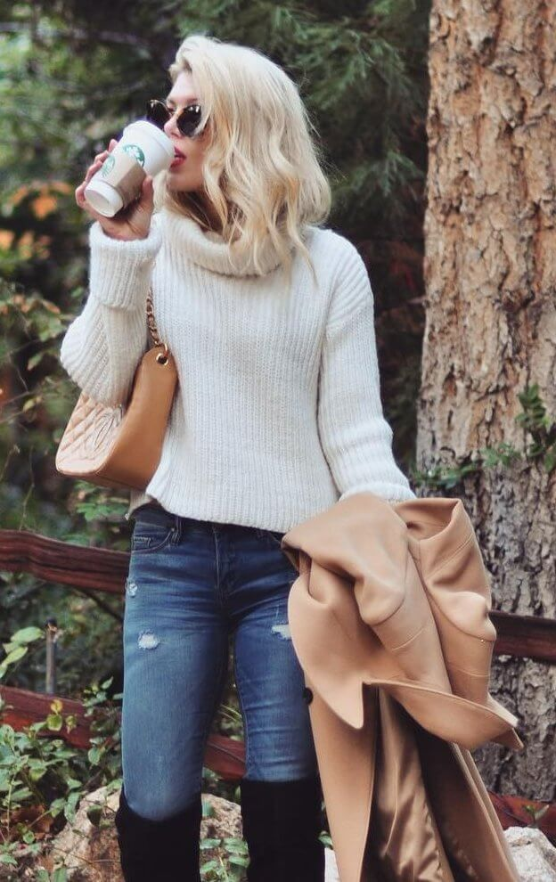 25 Ways to Rock the Casual Winter Outfit