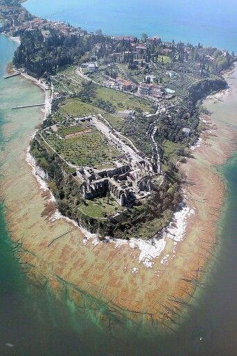 Grotte di Catullo, Sirmione, Lake Garda