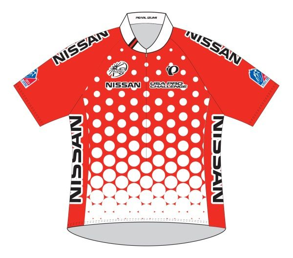 USA Pro Challenge - Nissan King of the Mountains - KOM - Jersey