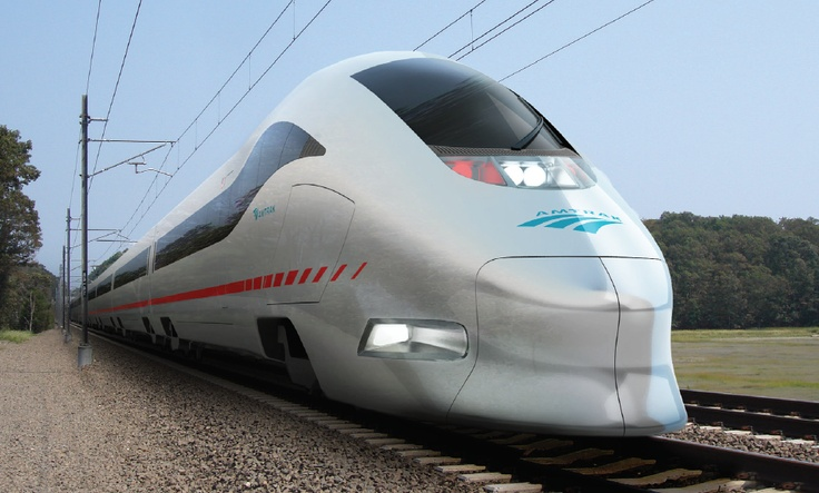 Amtrak President Joe Boardman on the Rational