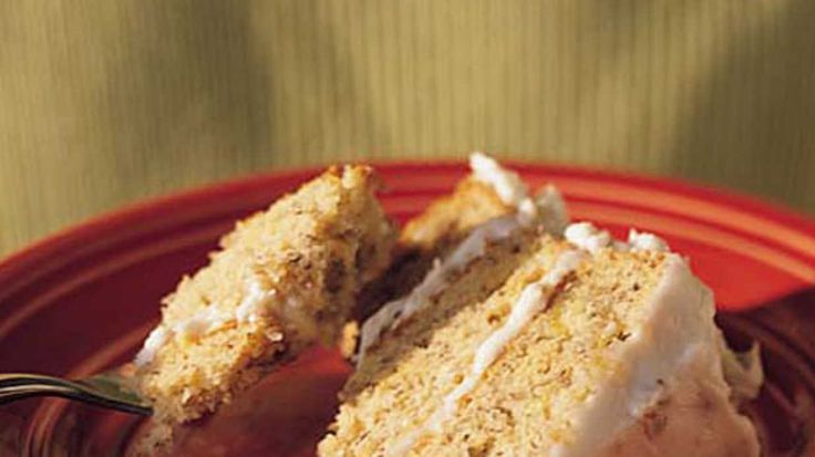 Lightened Hummingbird Cake - 6 Ways with Hummingbird Cake - Southern Living - The Lightened version makes simple substitutions such as…