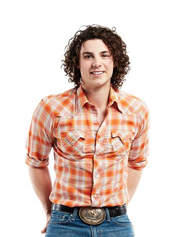 BBCAN 4 • Week 9 | Jared Kesler •  This polite pipeline worker is a brawny sweetheart who will charm the pants off all of the houseguests. • Age: 24 • Winnipeg, Manitoba • Pipeline Worker | EVICTED Week 9