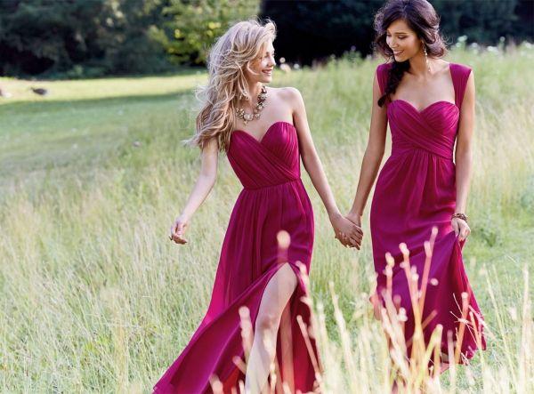 Vestidos de dama de honor | Descubre AQUI los Mejores Vestidos de Novia Originales: http://imagenesdevestidosdenovia.com/vestidos-de-dama-de-honor/