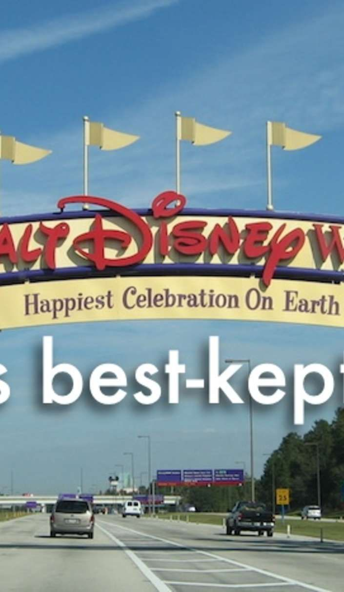 Here's the ultimate guide to the best-kept secrets of Disney World and Disneyland!