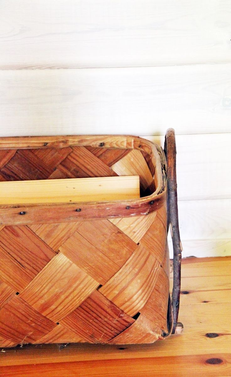 Details from summer cottage