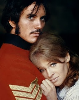 """Sgt. Francis Troy (Terence Stamp) to Bathsheba (Julie Christie): """"A woman like you does more damage than she can conceivably imagine."""" -- from Far from the Madding Crowd (1967) directed by John Schlesinger"""