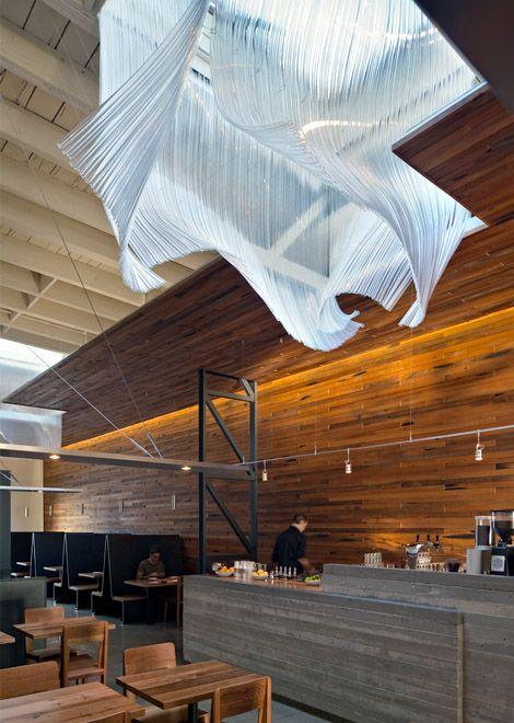 Restaurant Design by Nikolas Weinstein