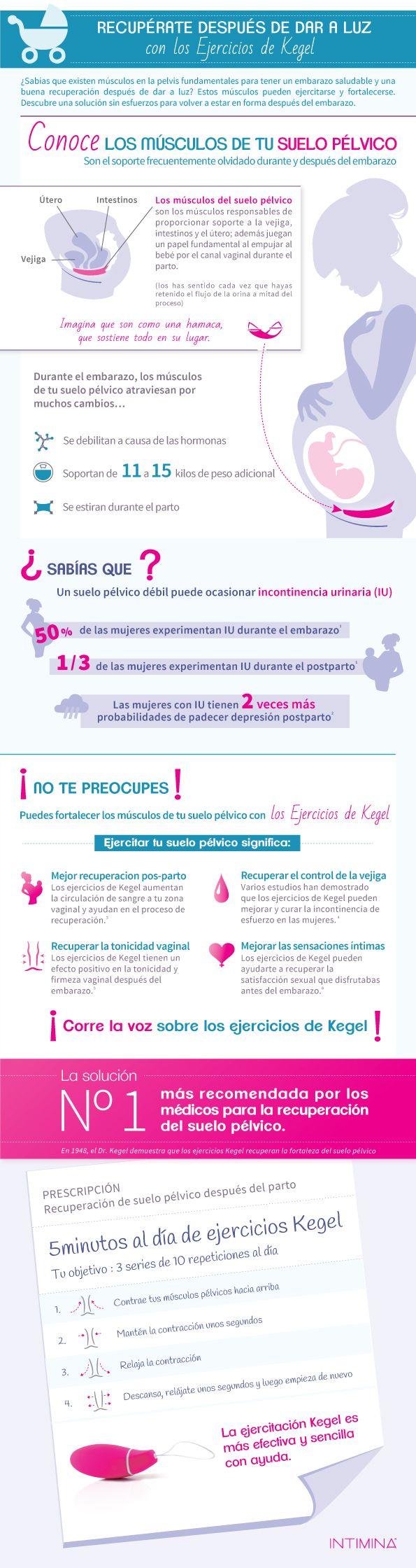 ¿sabías que una de cada tres mujeres tienen incontinencia urinaria tras el parto? Una buena rehabilitación postparto es esencial. #Matterna