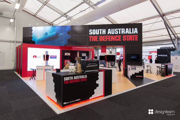 DEFENCE SA @ PACIFIC Defence SA is a South Australian Government initiative to promote the defence capabilities of South Australian companies involved in supply of technology and equipment to the armed forces.  A number of companies participated in this pavilion to promote their capabilities to the Australian navy.
