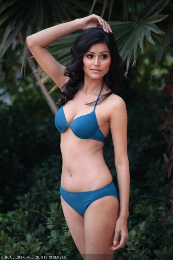 Behind the scenes: Miss India Delhi 2014 bikini shoot