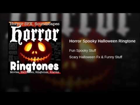 Horror Spooky Halloween Ringtone YouTube