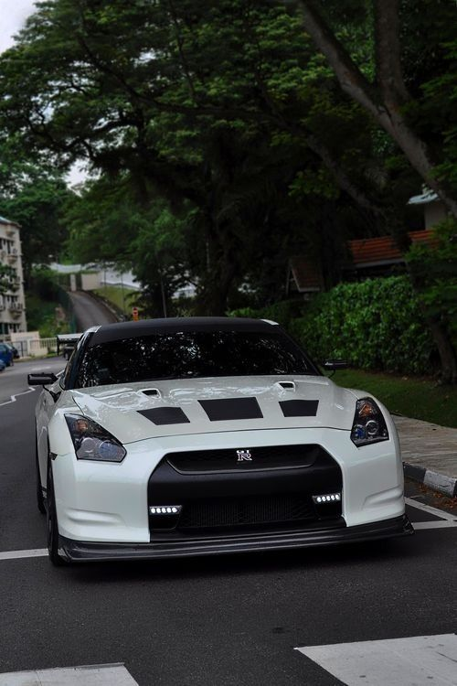 Nissan GTR, My Dream Car