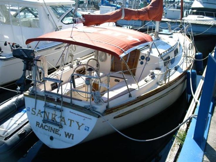 1980 Mariner Yacht Company of Rochester New Hampshire Mariner 36 sailboat for sale in Wisconsin | Boats & Yachts For Sale | Used Boats and New Boats For Sale