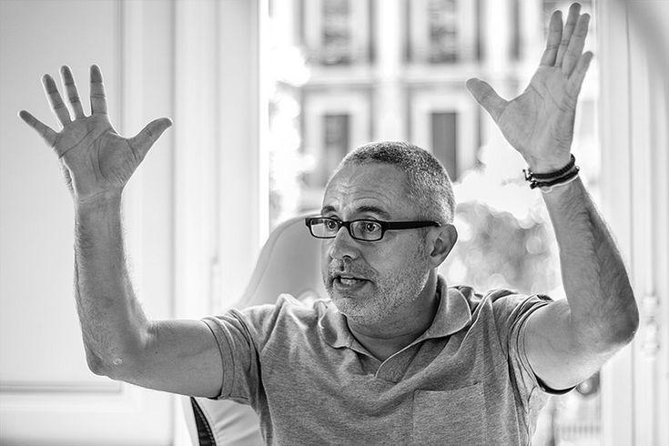 Marc Ros: «La Responsabilidad Social Corporativa es un departamento para quedar bien y tiene que morir» Publicado por Carles A. Foguet y Ángel L. Fernández Recuero