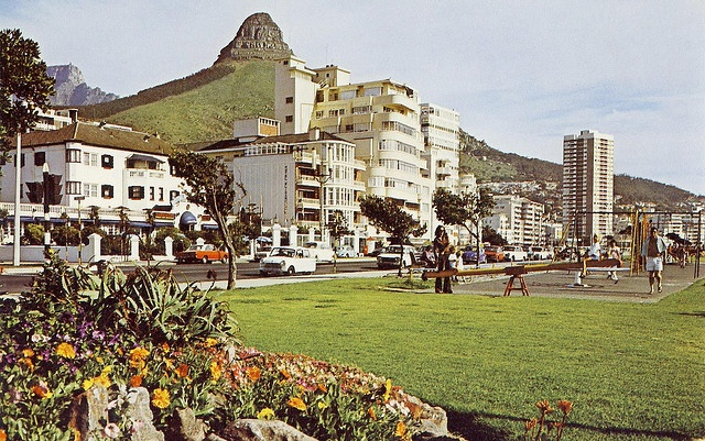 Sea Point, late seventies. by Etiennedup, via Flickr