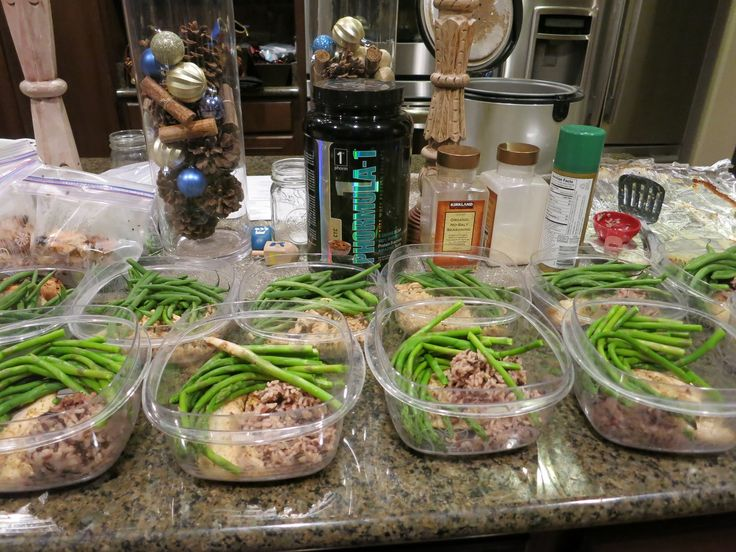 How I meal prep + Sprouts Grocery trip #MEALPREPSUNDAY| Off Season Week ...