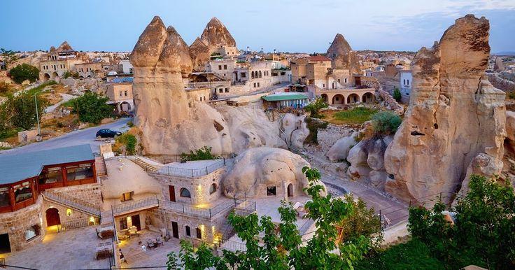 Onde ficar na Capadócia | Turquia #Capadócia #Turquia #europa #viagem