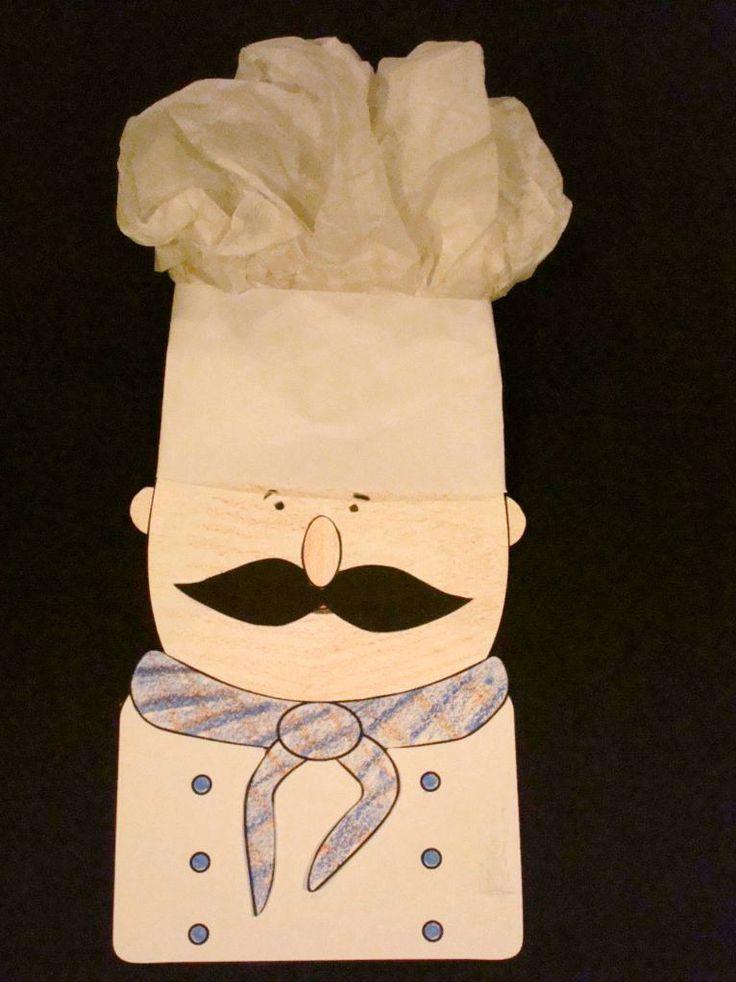 anasınıfı aşçı etkinliği (1) | Okul Öncesi Etkinlik