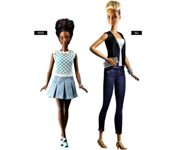 Se você nunca se achou a cara (e o corpo)da Barbie, agora isso vai mudar.    O Project Dawn, nome com o qual foi batizada a nova coleção, foi escolhido especialmente para manter segredo absoluto até da família dos funcionários. As mudanças foram ...