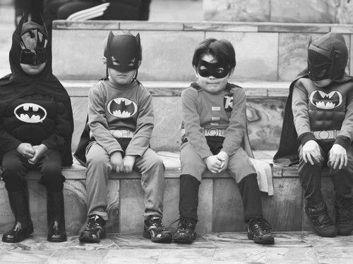 Too many Batmans, not enough Robins...