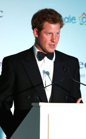 Prince Harry.. I think he is so much cuter than William.