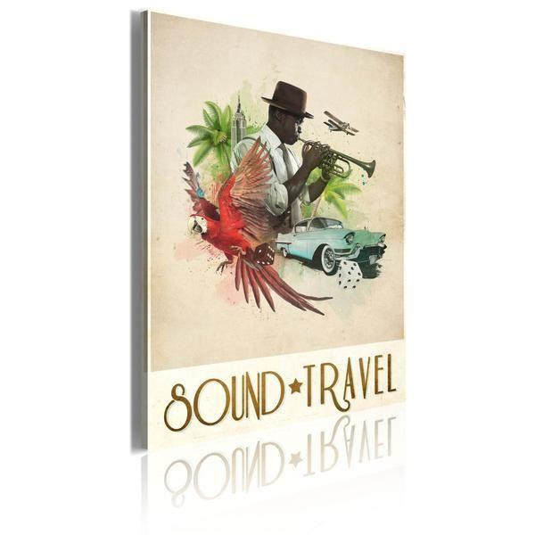 Quadro - Sound&Travel