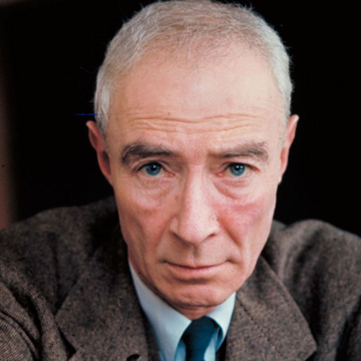 """J. Robert Oppenheimer, often called the 'father of the atomic bomb,' led the Manhattan Project, the program that developed the first nuclear weapon during World War II. Recommended by Sumita Mukherjee"""" author of keiko and kenzo educational adventure books. www.keikokenzo.com"""
