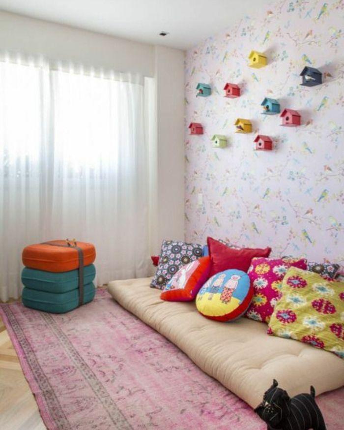 17 meilleures id es propos de chambres beige sur for Chambre montessori 6 ans