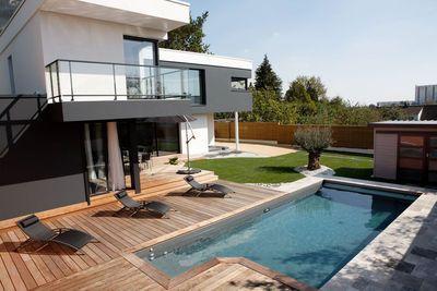 Piscines Caron: les meilleurs modèles de piscine - Côté Maison