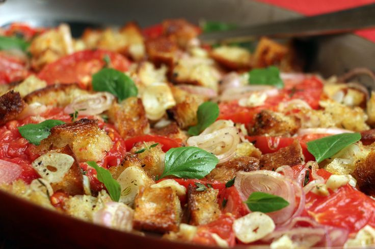 Sliced Tomato Gratin   Jacques Pepin – Heart and Soul   KQED Food   from #JPHeartandSoul