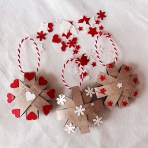 1000 id es sur le th me arbres de no l sur pinterest - Faire des decoration de noel en papier ...