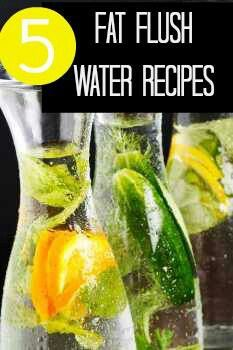 Fat Burning, Detox Waters #hydrate