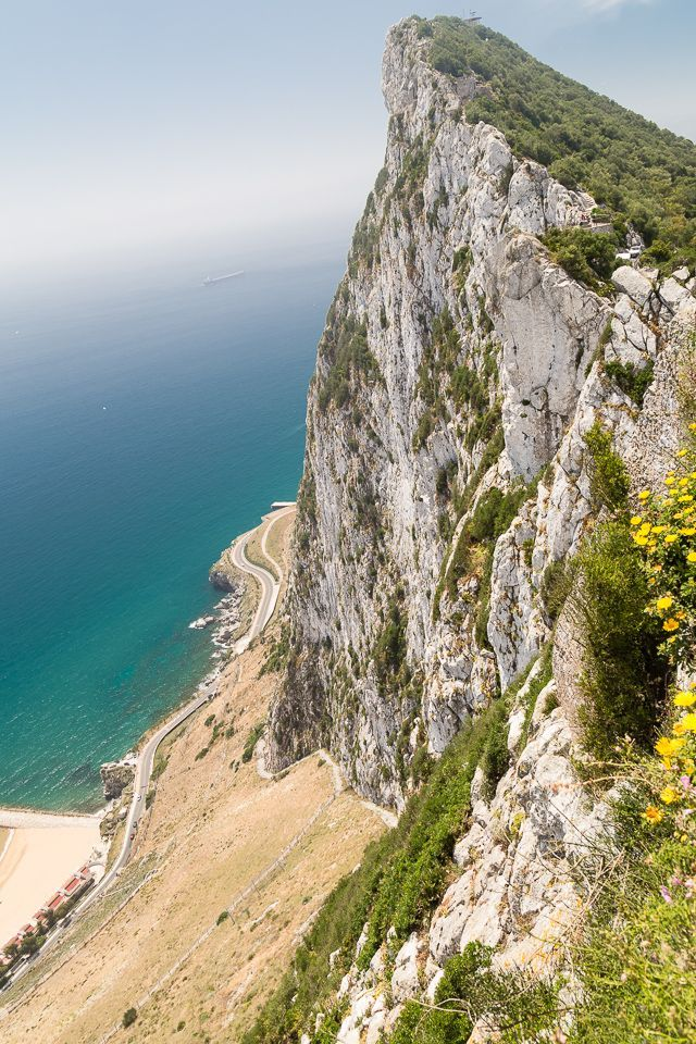 A day in Gibraltar {Spain Travel Diary}