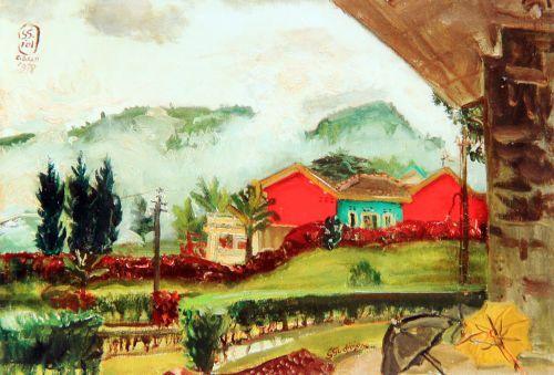 S. Sudjojono - Cibulan